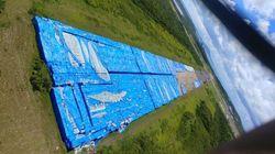 Tι κάνουν 20.000 παλέτες εμφιαλωμένων νερών παρατημένες στο Πουέρτο Ρίκο, έναν χρόνο μετά τον καταστροφικό