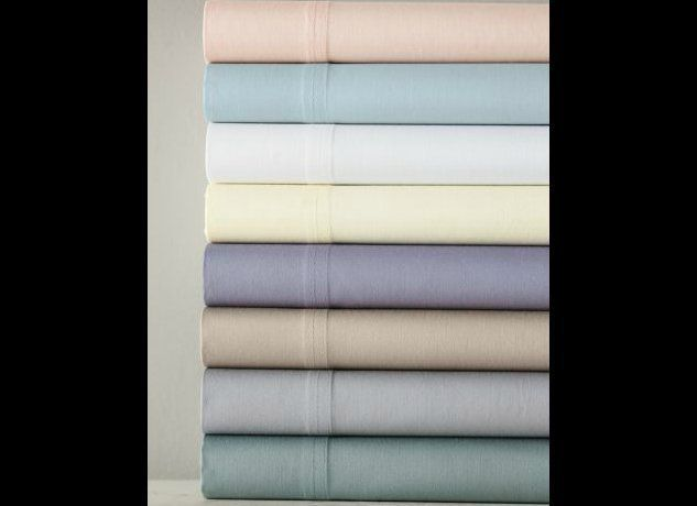 If You Want Something Wrinkle Free That S Softer Than A Cotton Polyester Blend Opt For These Sa Sheets Available From Garnet Hill
