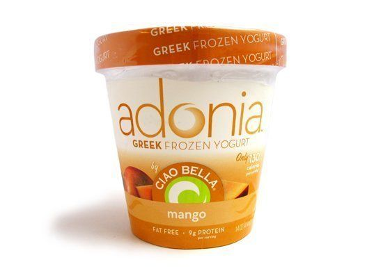 """Comments:</b> """"Fruity, fresh and creamy, with a realistic mango flavor."""" """"Pretty good authentic mango flavor."""" """"Great mango f"""