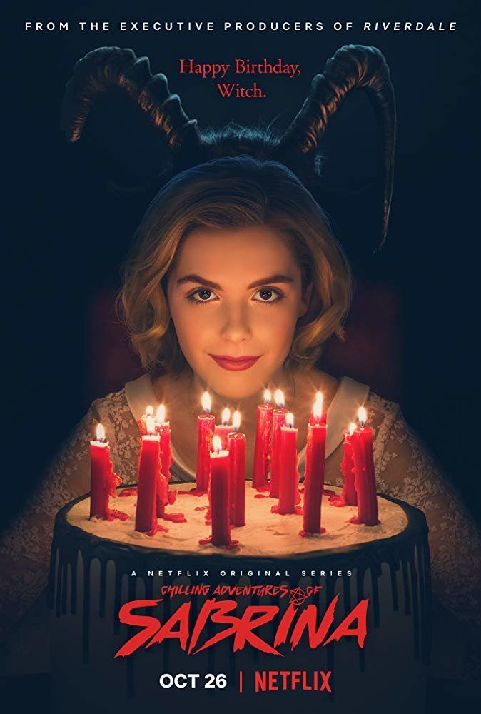 Netflix: Το πρώτο τρέιλερ της Σαμπρίνα είναι εδώ και θα σας καθηλώσει