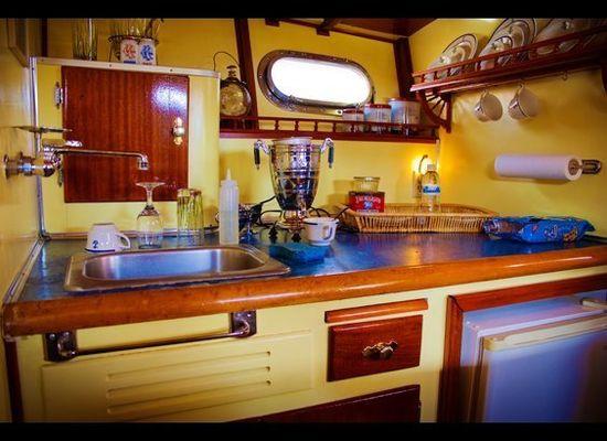 Inside Shady Dell, Arizona's Colorful Trailer Park Hotel