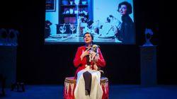 Η Ιζαμπέλα Ροσελίνι στο Μέγαρο Μουσικής: Τίποτα δεν συμβαίνει, αν πρώτα δεν