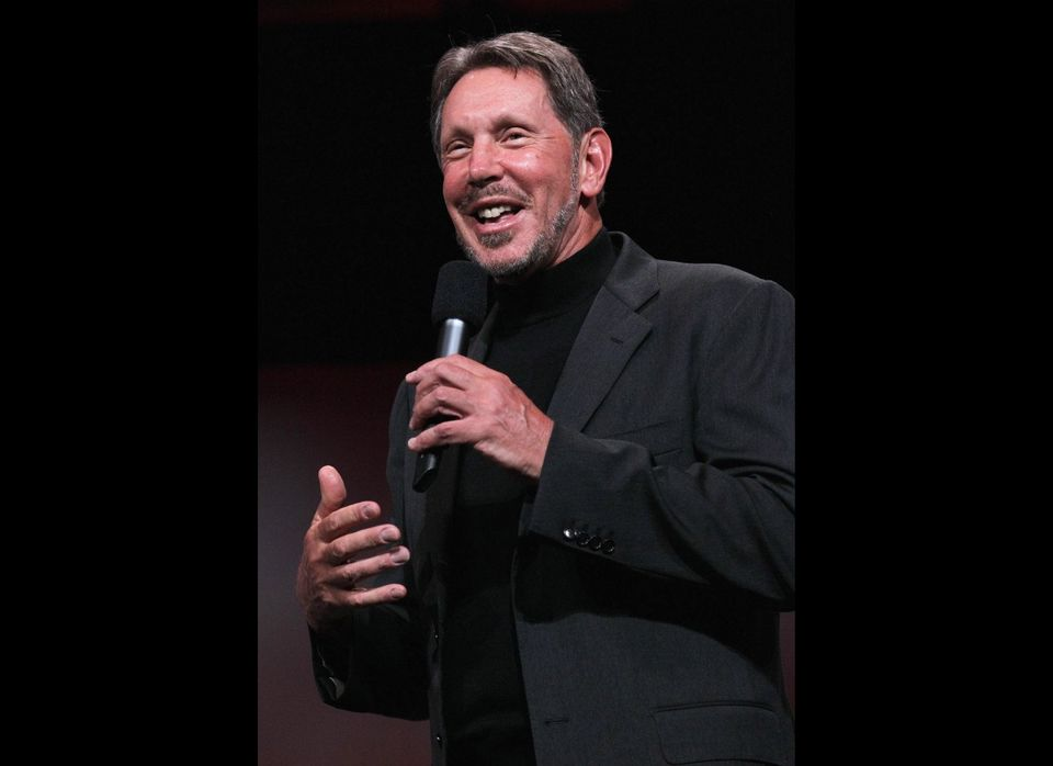 <strong>Rank:</strong> 6 <strong>Worth: </strong>$36 Billion <strong>Claim To Fame: </strong>CEO of Oracle Corporation  <s