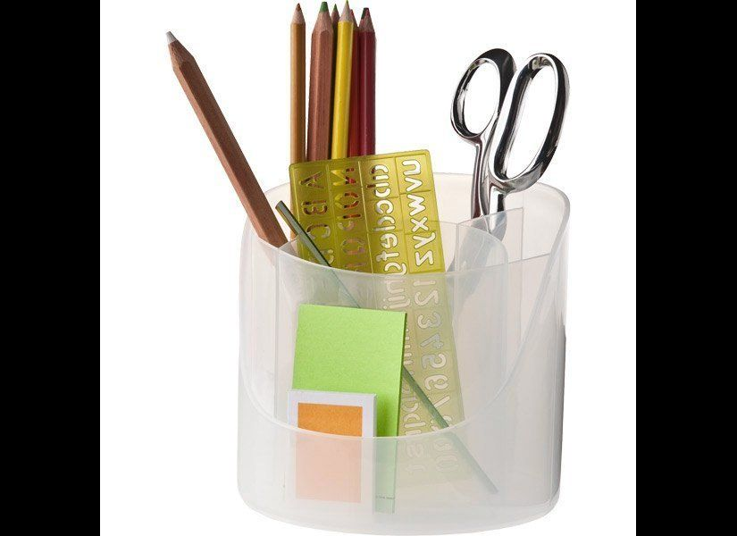 """Everyone needs <a href=""""http://www.containerstore.com/shop/workSmartOfficeSale/officeMustHaves?productId=10027230&N=80067"""" ta"""