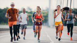 Essbare Wasserkugeln: Wie ein Marathon-Veranstalter dem Plastikmüll den Kampf ansagt