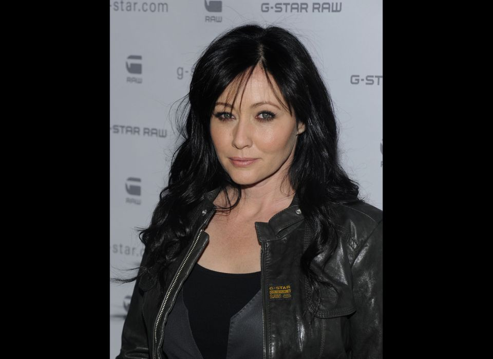 "In 1993, at the height of her ""90210"" fame, Shannen Doherty, then 22, surprised friends and fans when <a href=""http://www.peo"