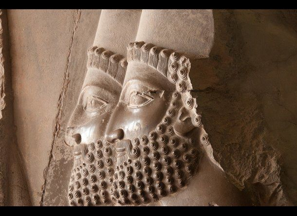 The most famous of Iran's archeological sites, Persepolis does not disappoint. You'll be amazed by the detail, including 2,50
