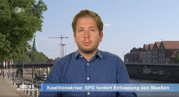 Juso-Chef Kevin Kühnert im