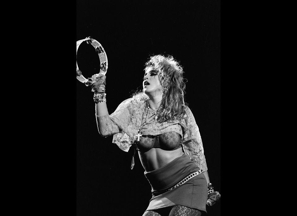 "Madonna, ""The Virgin Tour"", June 1985"