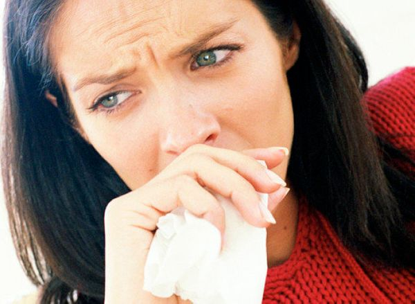 """Can't stop coughing? An ingredient in chocolate called <a href=""""http://www.womenshealthmag.com/health/benefits-of-chocolate?p"""