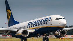 Mann steigt in Ryanair-Flieger und bemerkt, wie fahrlässig die Airline arbeitet