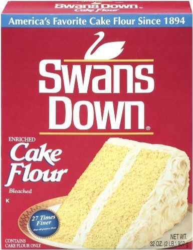 <strong>What it is:</strong> Cake flour is a very finely milled flour from soft wheat. It has a high starch content and low l