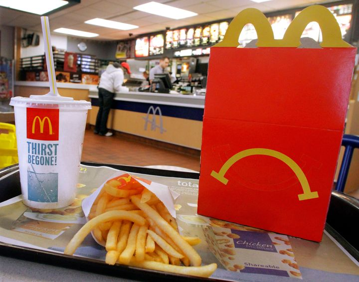 Junk Food Linked With Increased Depression Risk: Study