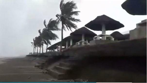 Νέος σούπερ-τυφώνας: Ο Μαγκχάτ φτάνει στις Φιλιππίνες με 255