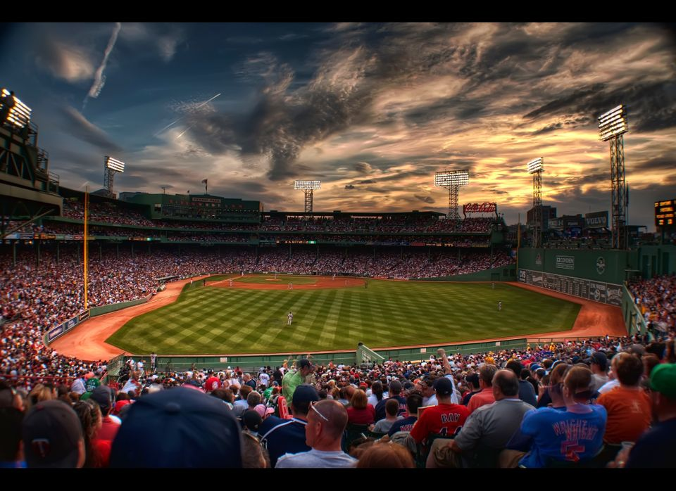 This great, perpetually sold out, temple to Baseball is celebrating its 100th Anniversary this year. Fenway has a bizarrely s