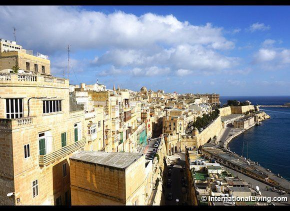 Malta's compact size doesn't detract from the marvelous lifestyle it offers.