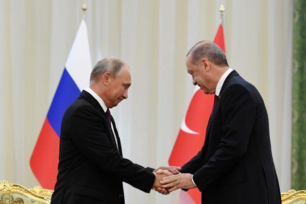 Συνάντηση Ερντογάν- Πούτιν στις 17 Σεπτεμβρίου για τη