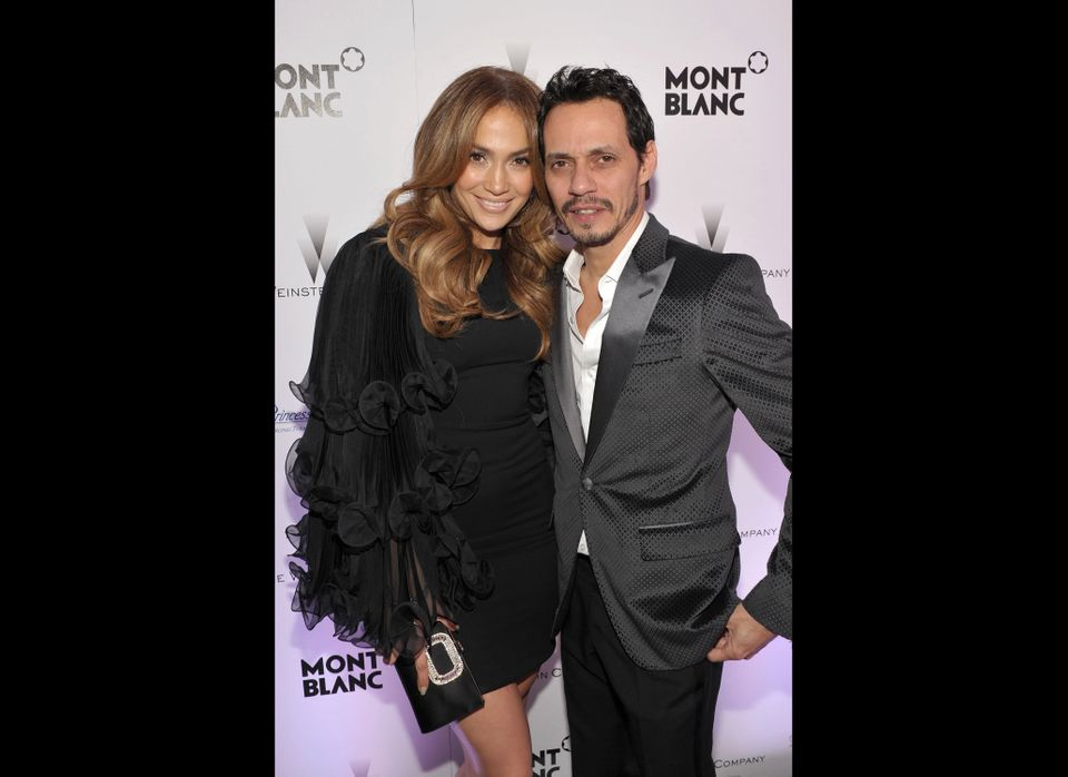 Jennifer Lopez and Marc Anthony announced their split in July 2011, but the duo continued to work together as judges and prod