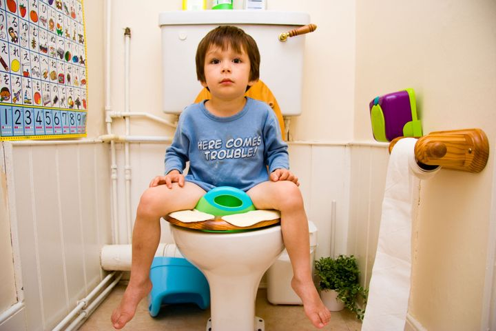 A Doctor Responds: Don't Potty Train Your Baby | HuffPost Life
