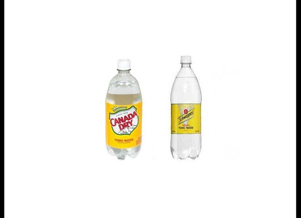 Just because it contains the word water in its name and is carbonated doesn't mean that tonic water is in the same category a