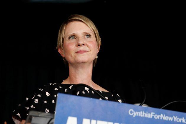 «Εκτός κούρσας» για την υποψηφιότητα κυβερνήτη της Νέας Υόρκης η Σίνθια
