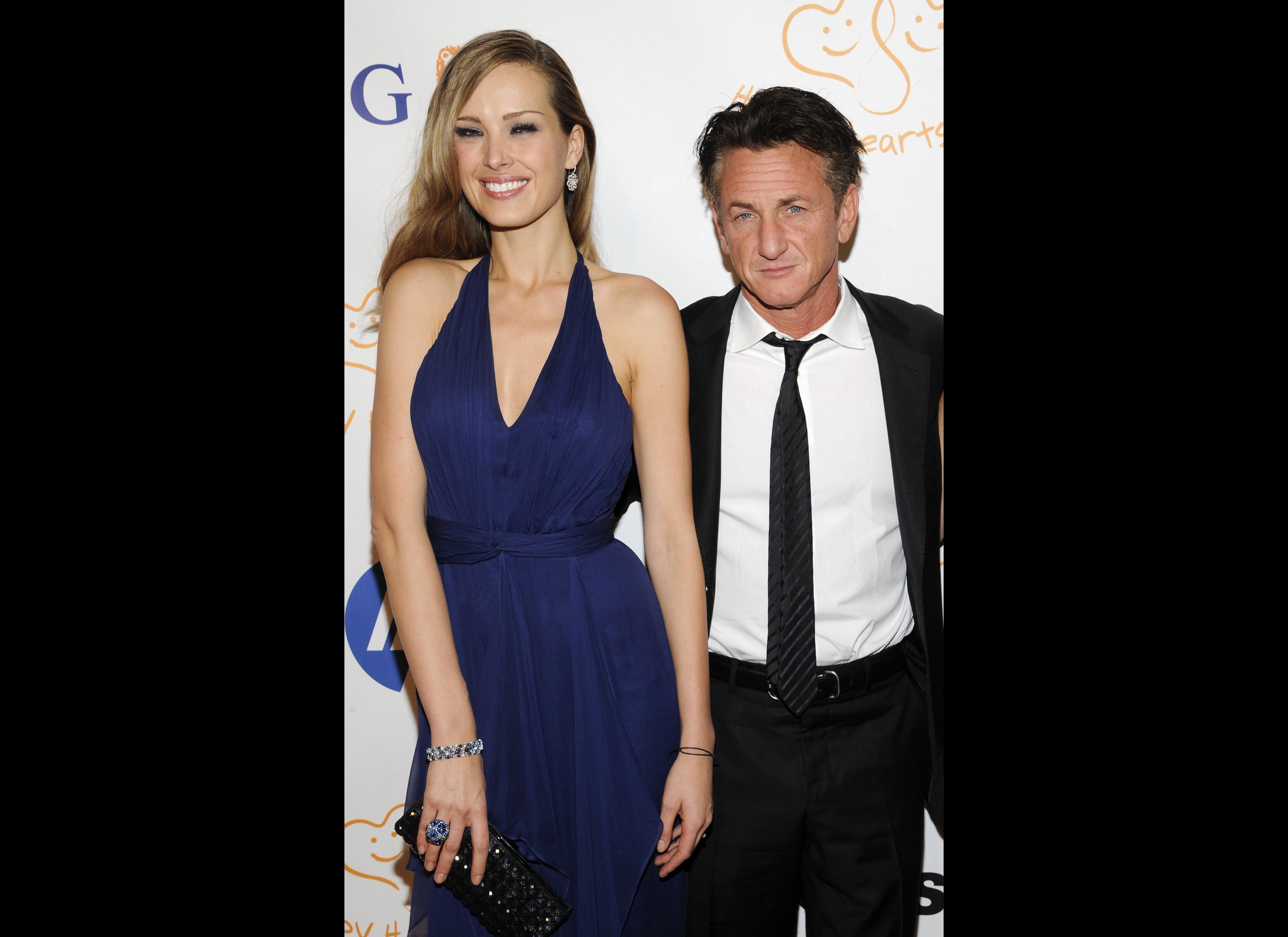 Petra Nemcova dating Sean Penn