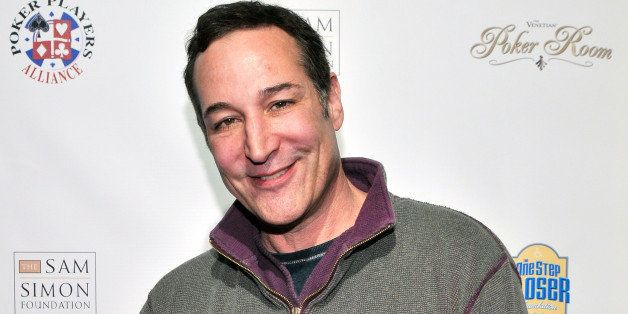 LAS VEGAS, NV - DECEMBER 11:  Television producer/writer Sam Simon arrives at the 'All In For CP' Celebrity Charity Poker Tournament  at The Venetian Resort Hotel Casino on December 11, 2010 in Las Vegas, Nevada.  (Photo by David Becker/Getty Images)