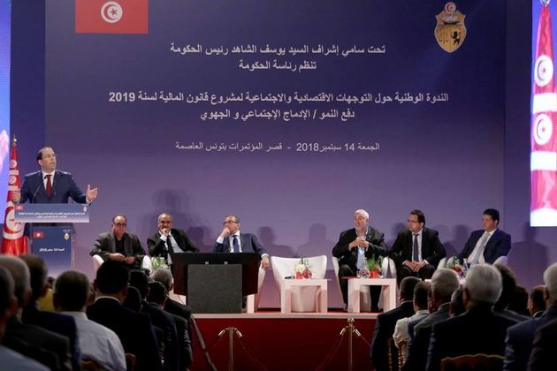 Conférence nationale sur la loi de Finances 2019: Un Budget de l'État de près de 40 milliards de dinars,...