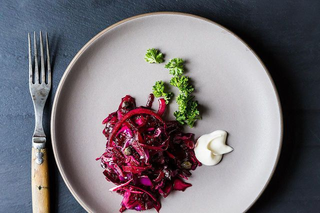 "<strong>Get <a href=""http://food52.com/recipes/21265-fergus-henderson-s-red-salad"" target=""_blank"">Fergus Henderson's Red Sal"