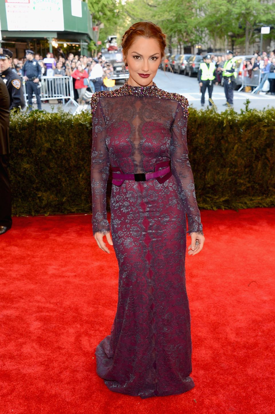 d865eb994295 Katy Perry Flashes Her Bra In A Completely Sheer Dress (PHOTOS ...