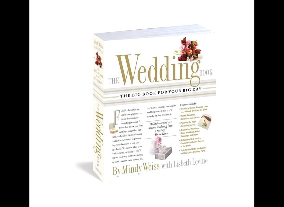 Wedding Planning What Are The Best Books