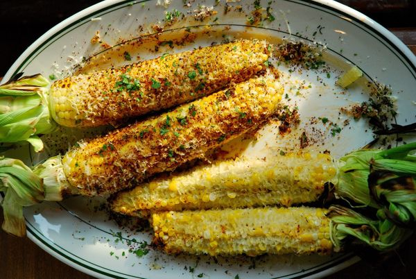 "<strong>Get the <a href=""http://food52.com/recipes/12330-mexican-street-fair-corn"" target=""_blank"">Mexican Street Fair Corn r"