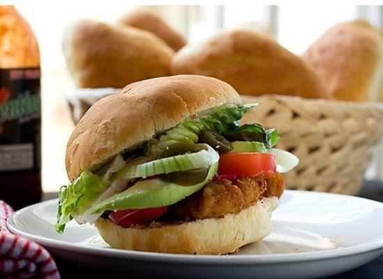 "<strong>Get the <a href=""http://www.spiciefoodie.com/2012/07/13/tortas-de-milanesa-or-pork-cutlet-sandwiches/"" target=""_hplin"