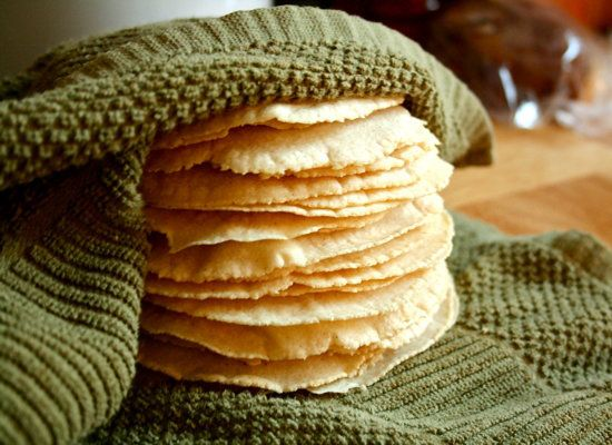 "<strong>Get the <a href=""http://foodiesarsenal.com/authentic-corn-tortillas/"">Homemade Corn Tortillas recipe from Foodie's Ar"