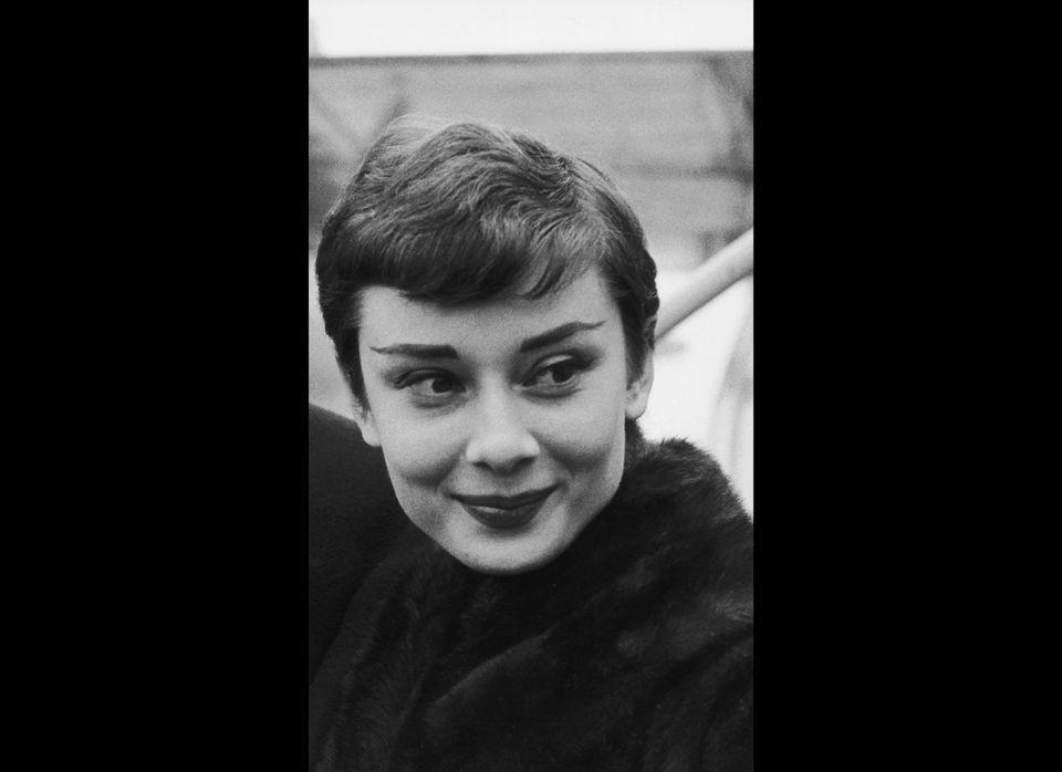 Audrey Hepburn Is My Eyebrow Icon Photos Huffpost Life