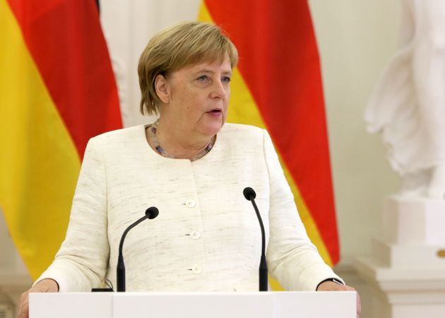 Merkel sieht GroKo wegen Streit um Maaßen nicht