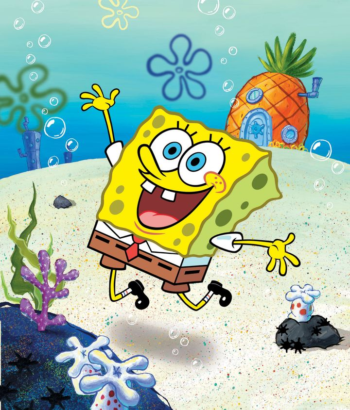 my psychological theory about spongebob squarepants huffpost