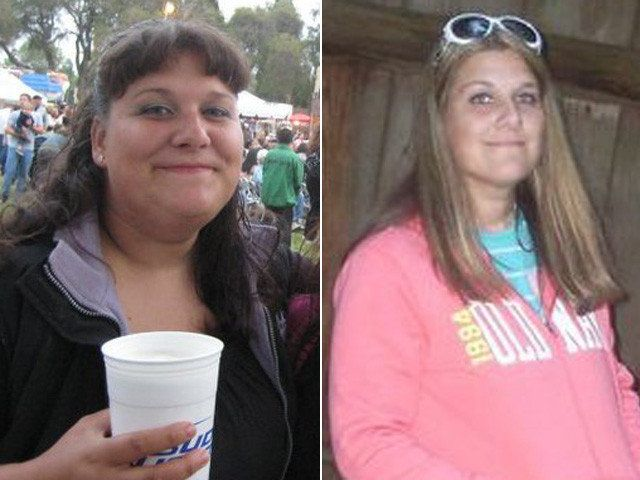 Weight Loss Success: Meghan Sheen Started Exercising Daily