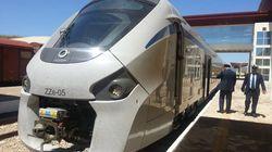 Exploitation commerciale du train rapide Coradia sur la ligne Oran-Béchar