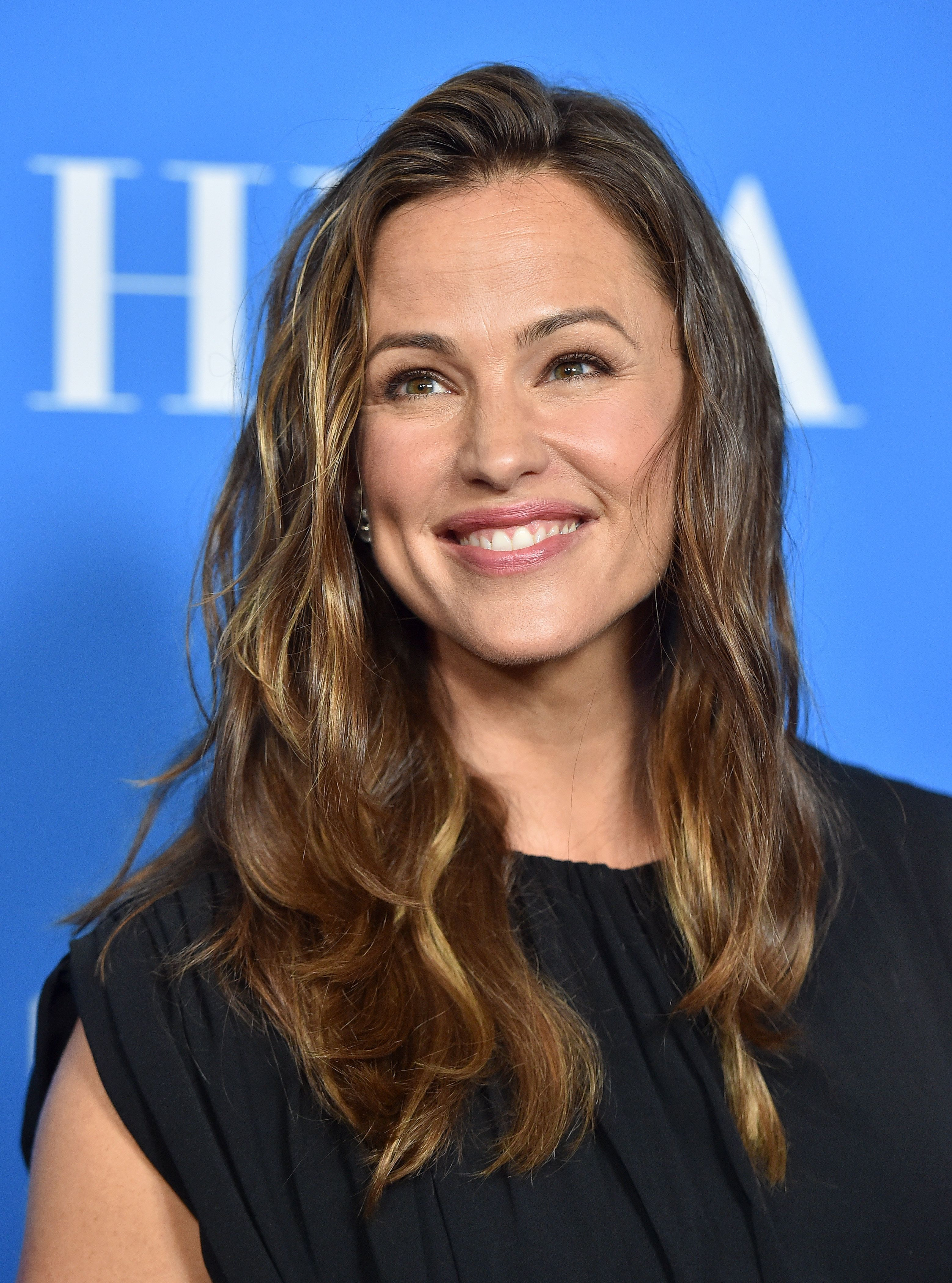 Jennifer Garner arrives at the Hollywood Foreign Press Association's Grants Banquet in August. Netflix has picked up on the i