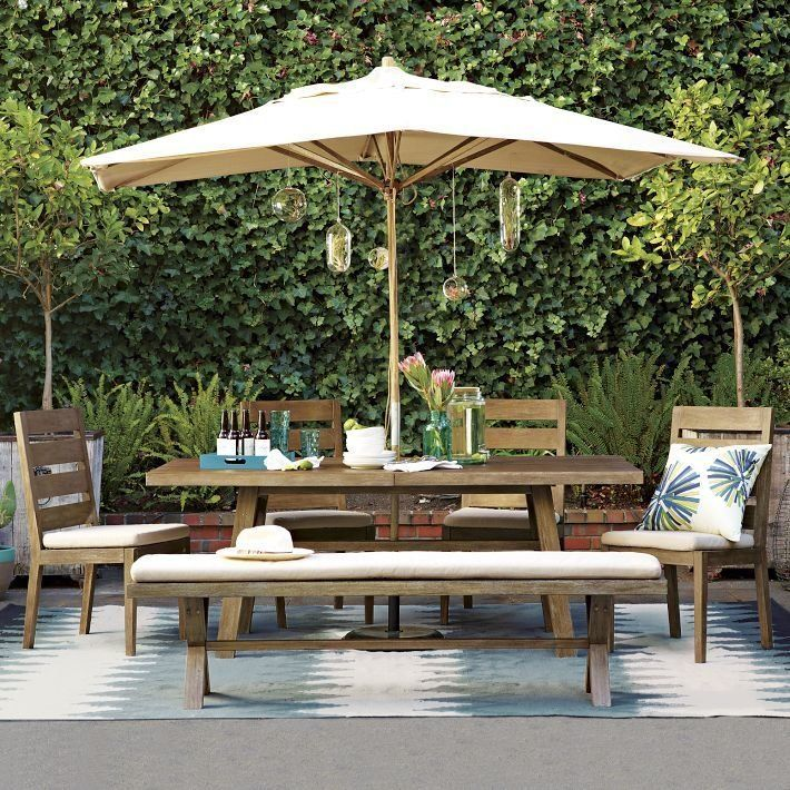 With Hot Summer Days Now Quickly Roaching An Essential Outdoor Accessory That Will Help You Stay Cool Is A Patio Umbrella They Not Only Provide Shading