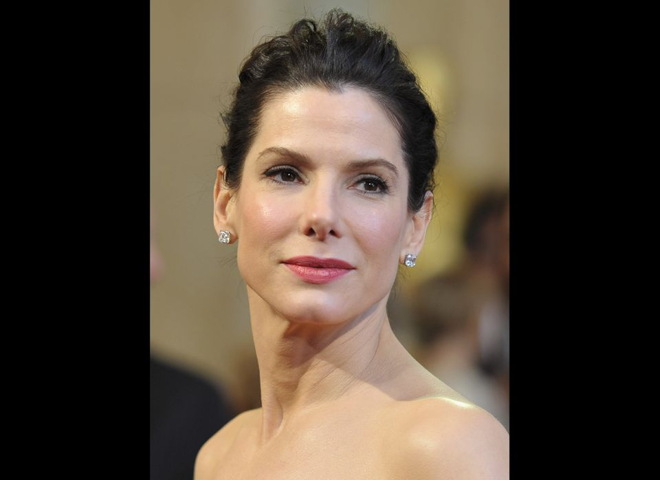 "Sandra Bullock and her ex-husband Jesse James had <a href=""https://www.huffpost.com/entry/sandra-bullock-adopts-bab_n_554785"""
