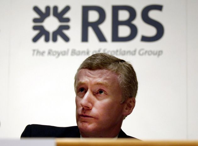 Fred Goodwin, Chairman of RBS Group 2001 -