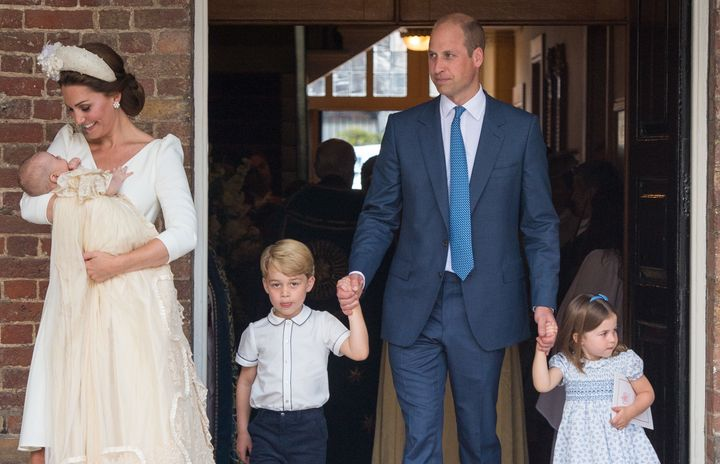 The Duke and Duchess of Cambridge have three children together, and one kids' book, in particular, has a special place in the