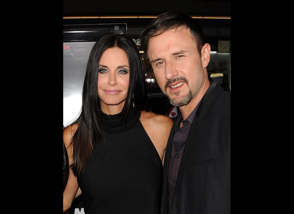 Courteney Cox and David Arquette tied the knot in 1999 before separating 11 years later and filing for divorce in mid-June. B
