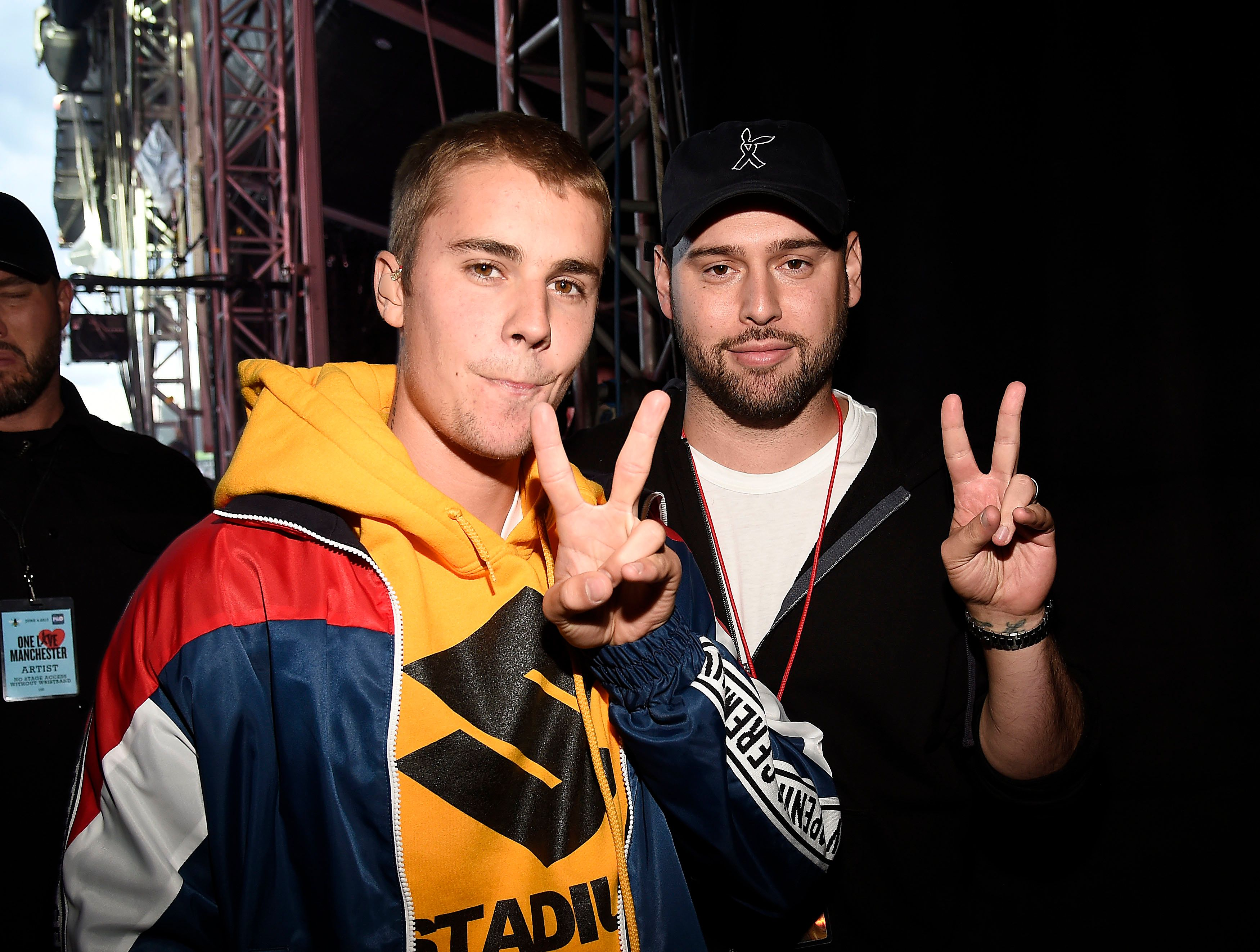 Justin Bieber's Manager Scooter Braun 'Feared Singer Would Die' At Height Of His Personal