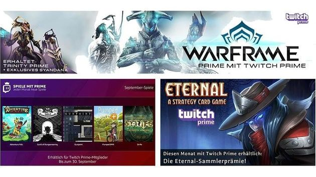 Twitch Prime So Könnt Ihr Euch Gratis Games Von Amazon Sichern