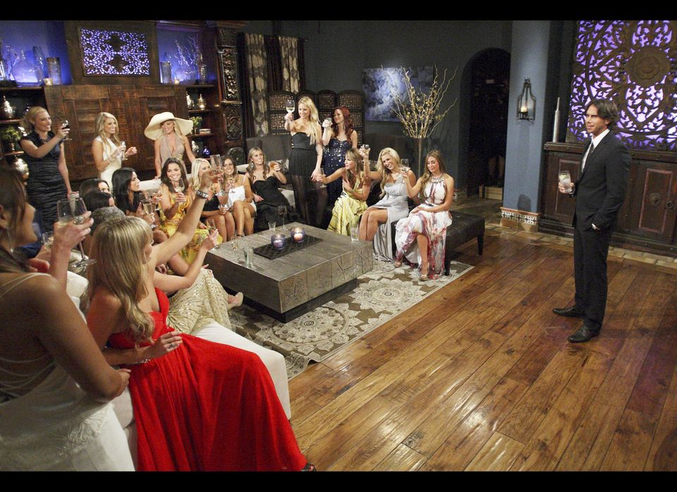 "<strong>""The Bachelor,"" ABC</strong><br><strong>Status:</strong> Renewed<br><strong>Why:</strong> You really think we've seen"