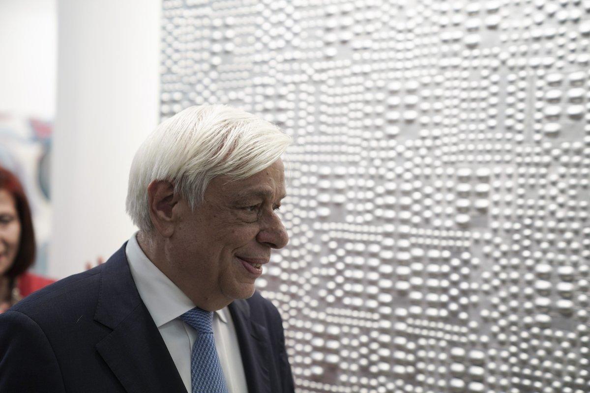 Το μέλλον της Ευρώπης στο επίκεντρο της ομιλίας Παυλόπουλου στην 14η Συνάντηση του «Arraiolos