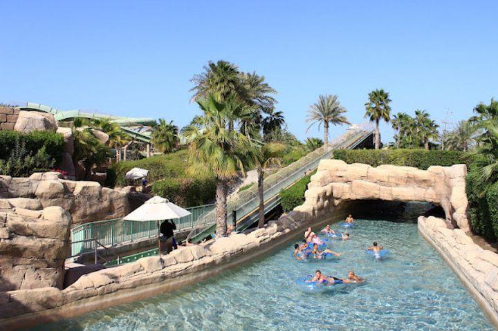 A Day Trip To Atlantis Aquaventure Water Park In Dubai Photos Huffpost Life